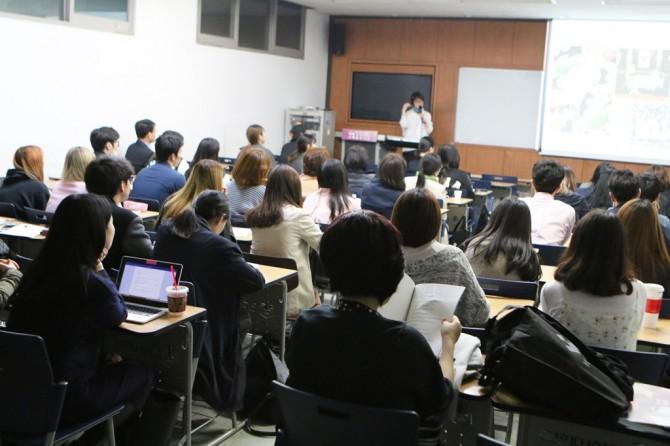 8월에 열린 한국감성과학회 학술대회의 모습 - 한국감성과학회 제공